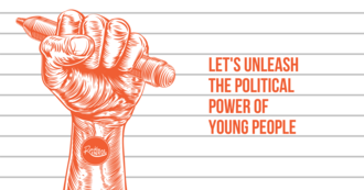 Introduce robust citizenship education in schools and lower the voting age to 16