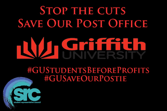 Save the Griffith University Post Office & Stop the Cuts to Services