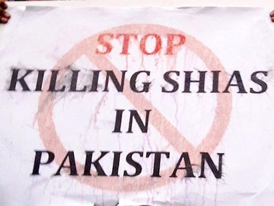 Stop Shia Killing in Pakistan
