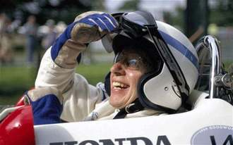 Posthumous Knighthood  for John Surtees