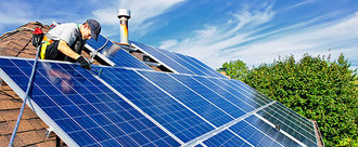 Remove additional business rates for solar panels.