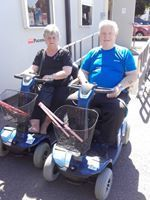 Please help save Huntingdon Shopmobility Scheme