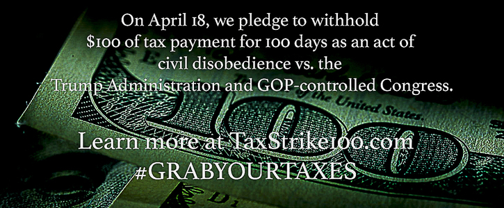 Tax Strike 100