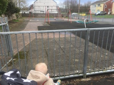 Our Children Deserve Better Playgrounds in Gorseinon