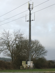 No 4G mast in Llangwm/Burton, Pembrokeshire (Penelope Keith's Hidden Villages)