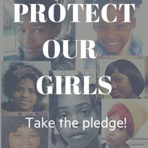Take the Pledge: Protect Black Girls