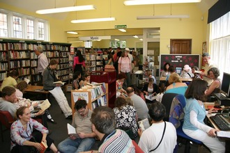 RE-OPEN FRIERN BARNET LIBRARY