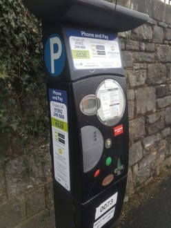 Parking Meters Must Continue To Accept Cash