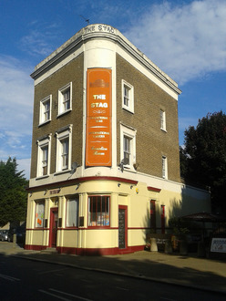 Save the 200 year old Stag Pub in Battersea
