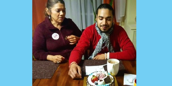 Mental Health Needs Aren't Deportable: Free Jorge Herrera, DACA Eligible Youth, From Detention