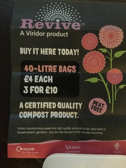 West Sussex County Council - Bring back peat free Soil Conditioner/Compost