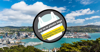 Let's End Single-use Plastic Bags in Wellington, NZ!
