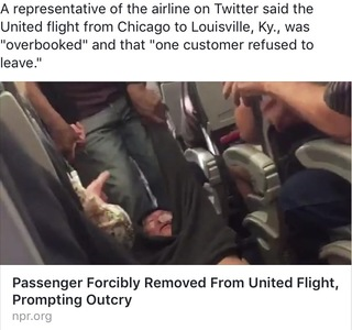 Boycott United Airlines