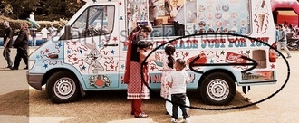 No More Diesel Ice-Cream Vans Poisoning Our Children