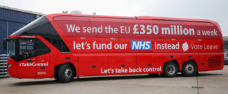 Guarantee the £350 million per week to the NHS or admit the lies