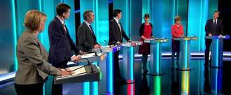 Encourage Theresa May to participate in televised election debates