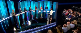 Broadcast debates should be a requirement for leaders of the main parties during general elections