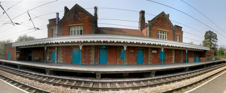 Needham Market Train Station - Accessible To All!
