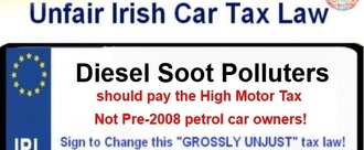 Tax Diesel Soot Polluters