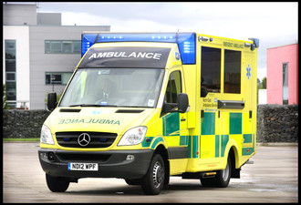 Cuts to Ambulance Service