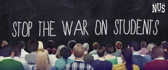 Stop the War on Students