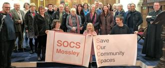 Save Our Community Spaces, Mossley
