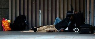 End Rough Sleeping and Homelessness in the UK