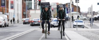 Deliveroo - Pay your workers fairly