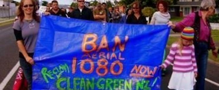 Stop the 1080 drops on Coromandel Forests this winter