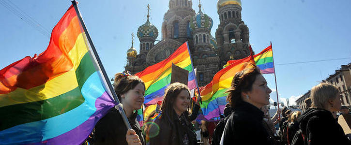 Grant Asylum to LGBT people fleeing Chechnya