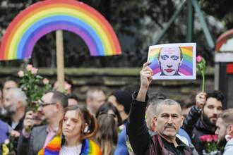 UK Asylum for Chechnya's gay men