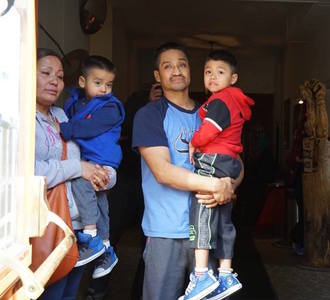 Allow Javier To Leave Sanctuary & Be With His Family; Approve his U-Visa