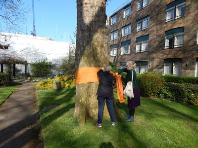 Save the Euston  and Somer's Town Parks