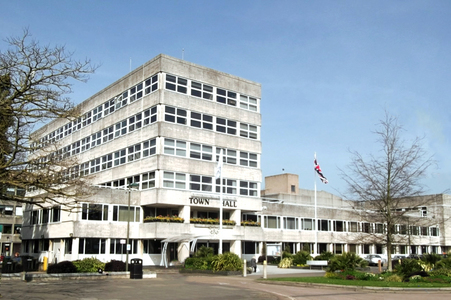 Stop the demolition of Crawley Town Hall