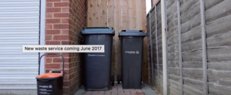 Don't change Gravesham bin collection