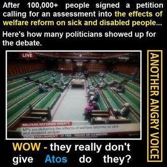 MP's: If 100,000+ sign a petition all MP's must attend the debate.