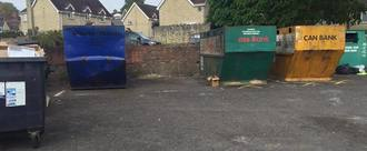 We want our recycling services to be better in Wiltshire (don't close down our recycling centres!)