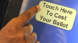 Bring voting into the 21st century & allow electronic voting in national & local elections.