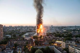Make the whole of the land of grenfell tower a memorial park