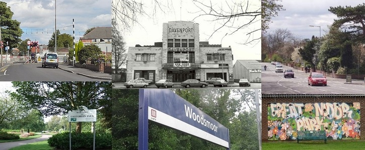 Better train services for Davenport and Woodsmoor