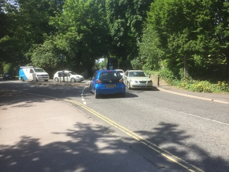 Improve safety at the Claverton Down/Oakley road junction in Bath
