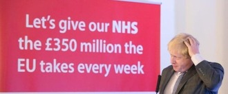 Give the NHS the £350 million a week that was promised