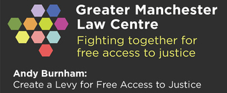 Andy Burnham: Create a Levy for Free Access to Justice