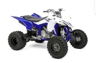 Quad bike should have its own test