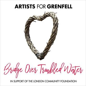 iTunes should donate 100% of the Grenfell song money to charity.