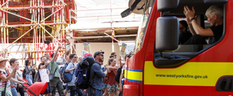 Reverse cuts to London's fire service