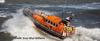 Save the Only All-Weather Lifeboat in Ceredigion