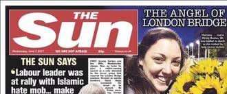 All supermarkets stop selling the Daily Mail and Sun for one month!
