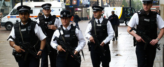Do not give guns to our frontline police officers