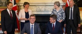 To All MPs: Vote Against the DUP-Tory Deal at the Queen's Speech
